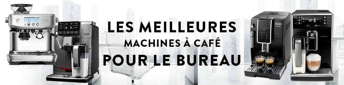 Les meilleures machines à café automatiques pour le bureau