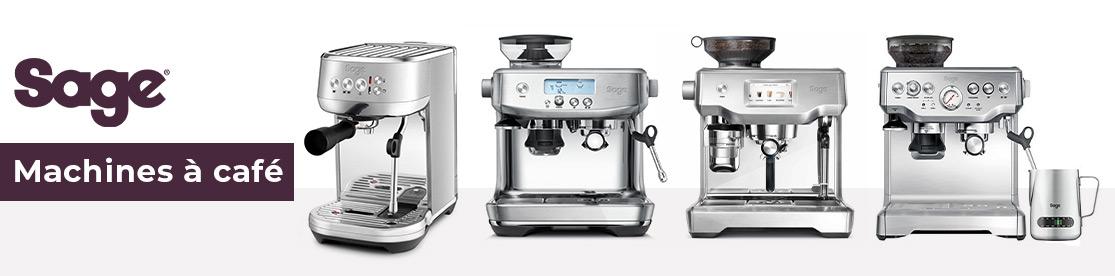 A la découverte des quatre modèles de machines à café SAGE