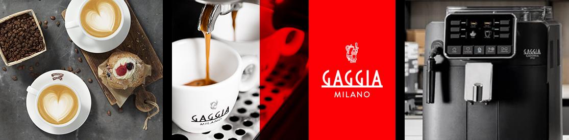Comment préparer un latte macchiato avec Gaggia Cadorna Style?