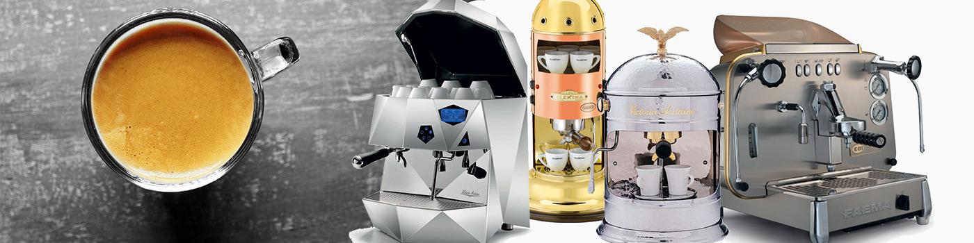 Les 5 machines à café au design suprême