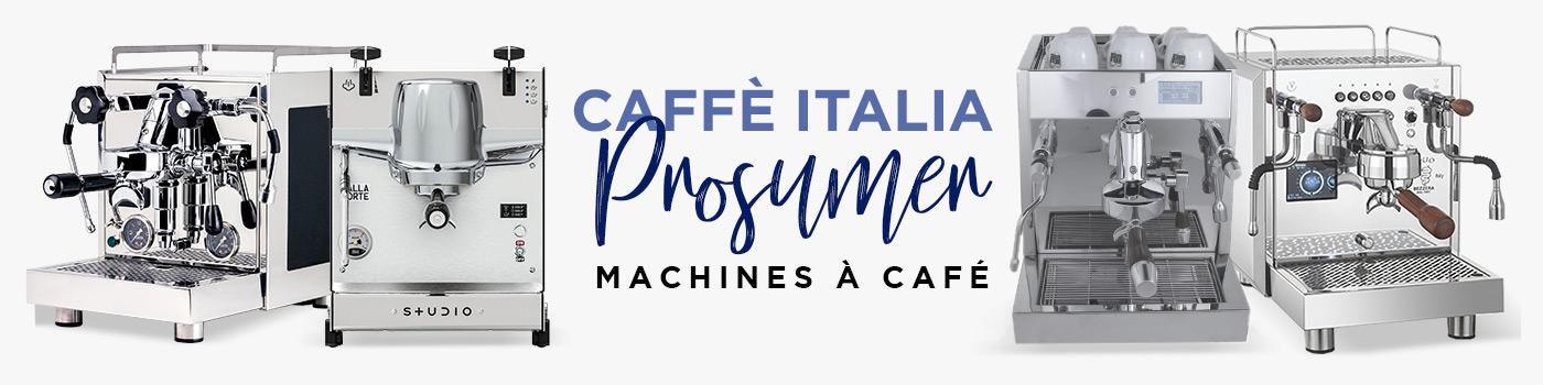 Que sont les machines à café Prosumer?