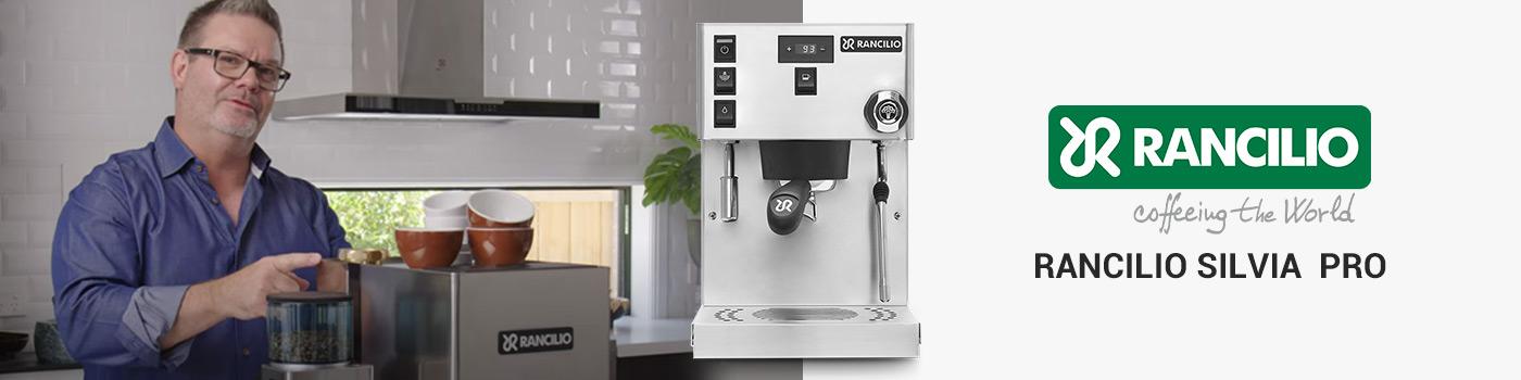 Un nouveau témoignage pour la machine à café Rancilio Silvia Pro