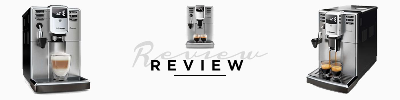 Saeco Incanto Review