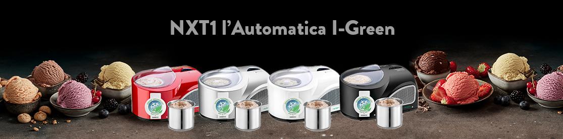 Gelato NXT-1 Automatique I-Green