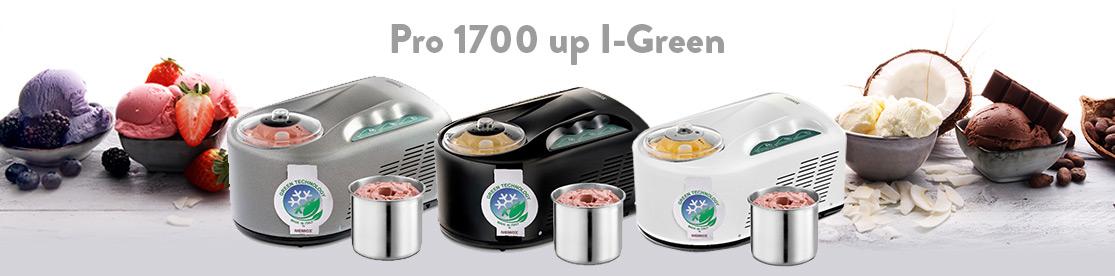 Gelato Pro 1700 UP I-Green